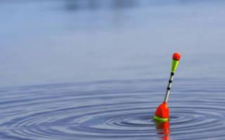 Снасть для дальнего заброса со скользящим поплавком