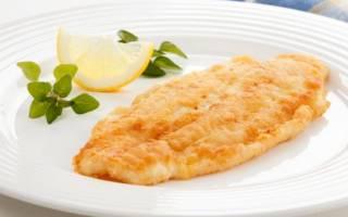 Филе рыбы в кляре рецепт с фото