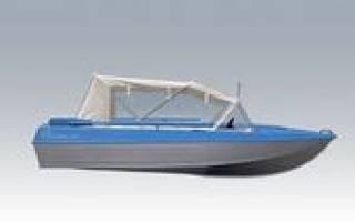 Лодка казанка 5м4 технические характеристики