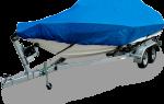 Тент стояночный для лодки пвх