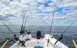 Троллинг что это в рыбалке