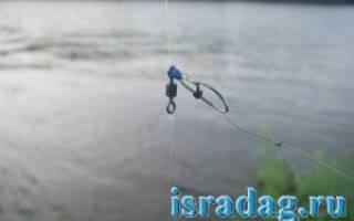 Ловля на отводной поводок
