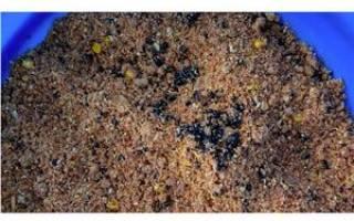 Как приготовить прикормку для карпа