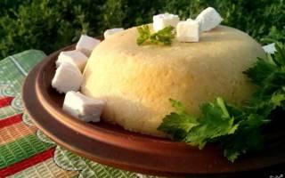 Что такое мамалыга и как ее готовить