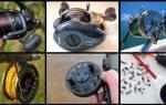 Какие бывают рыболовные катушки