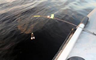 Снасть кольцо яйца монтаж рыбалка