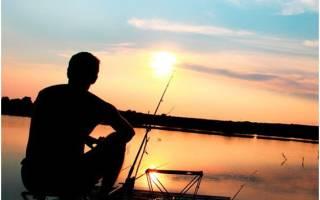 Какое давление должно быть для ловли рыбы