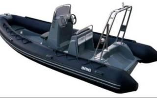 Лодка резиновая с пластиковым дном