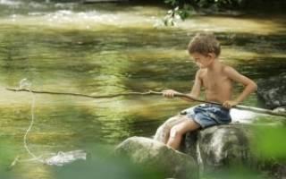 Начинающий рыболов с чего начать