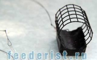 Петля гардена фидер схема