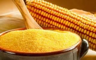 Прикорм кукурузная каша