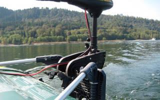 Мотор для лодки электрический