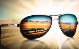 Для чего нужна поляризация в очках