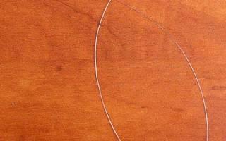 Как сделать скрутку на леске