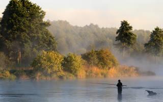 Рыбалка в карелии на реках