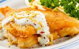 Рыба в кляре рецепт теста правила приготовления