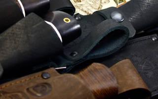 Ножи для рыбалки и охоты