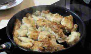 Жареная щука на сковороде рецепт с фото